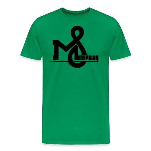 This is a proper design name - Men's Premium T-Shirt