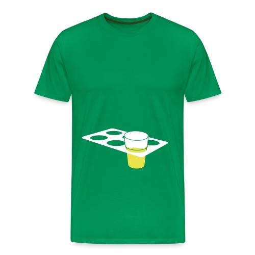 Bier - Mannen Premium T-shirt