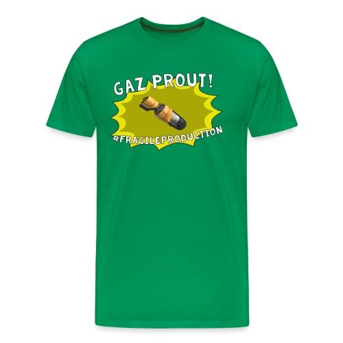 Gaz Prout png - T-shirt Premium Homme