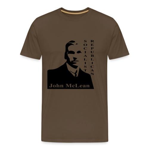 maclean soc rep - Men's Premium T-Shirt