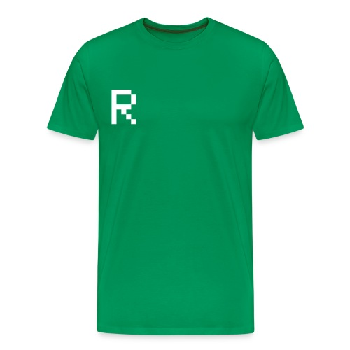Replay R - Men's Premium T-Shirt