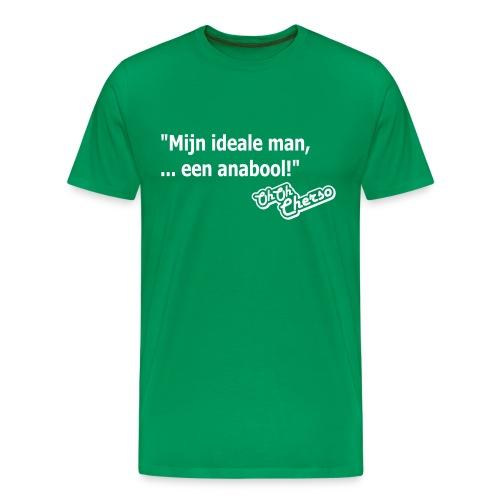 ana - Mannen Premium T-shirt