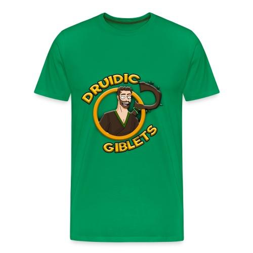Druidic Giblets Logo - Men's Premium T-Shirt