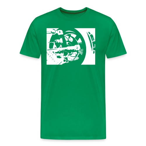 Wheel 2 - Men's Premium T-Shirt
