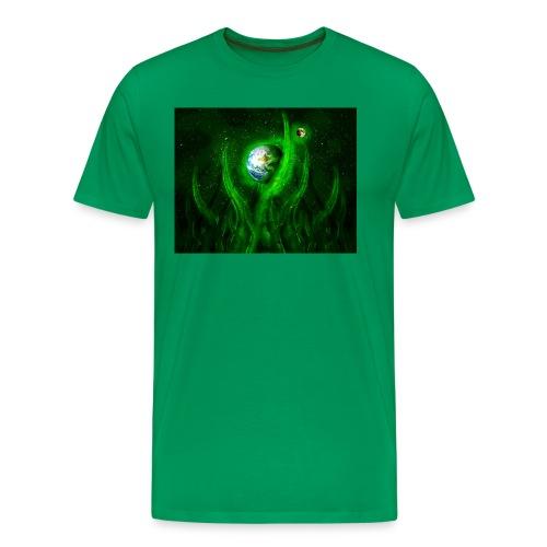 Cthulhu Rising - Männer Premium T-Shirt