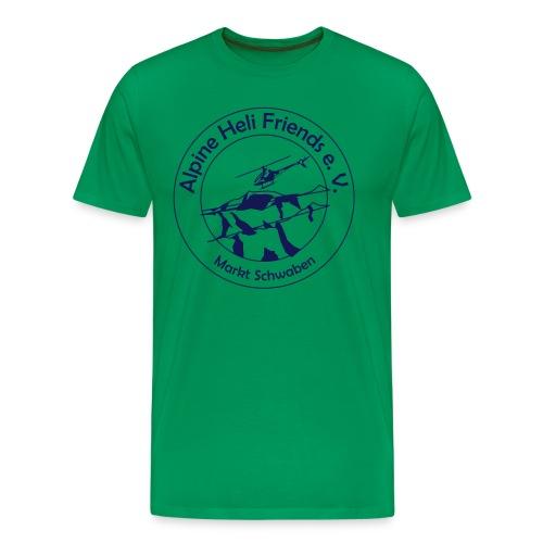 AHF Version 1 VEKTOR - Männer Premium T-Shirt
