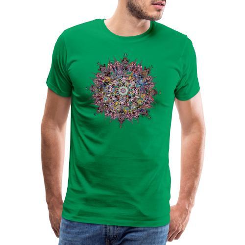 Danza Mandala2 - Männer Premium T-Shirt