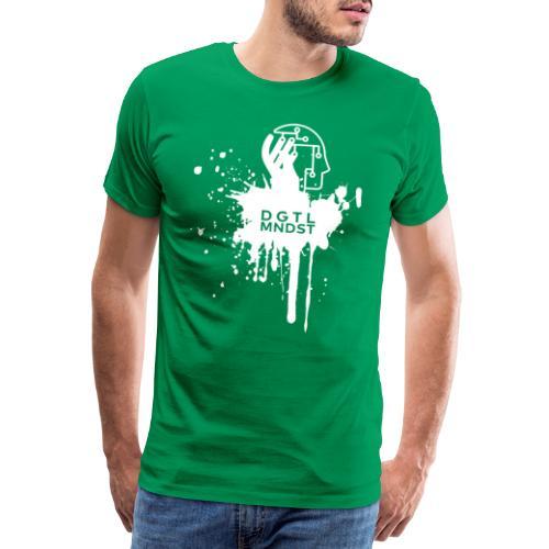 DGTL MNDST - Männer Premium T-Shirt