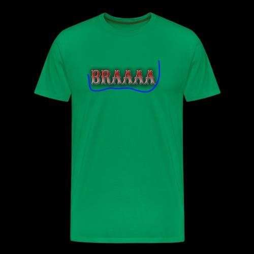 Braaaa - Männer Premium T-Shirt