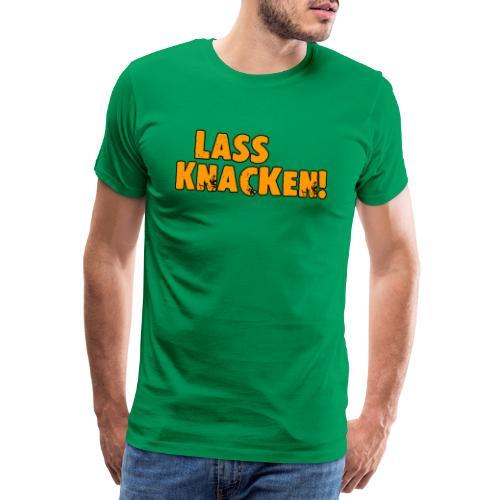 knackenorange - Männer Premium T-Shirt