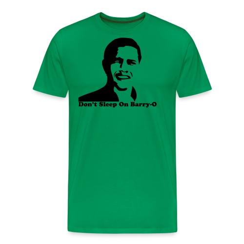 barry o - Men's Premium T-Shirt