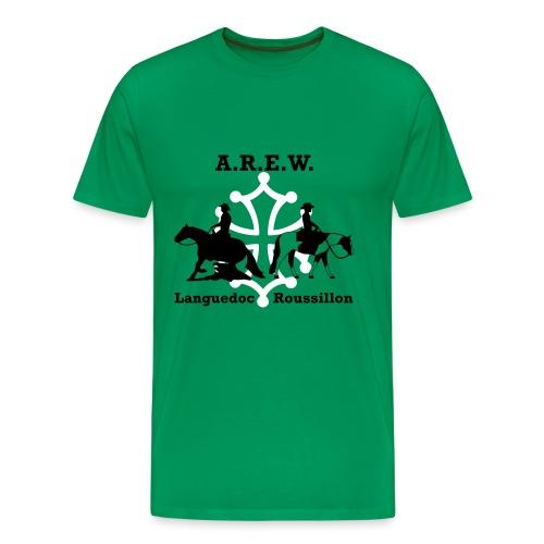 AREW Languedoc Roussillon - T-shirt Premium Homme