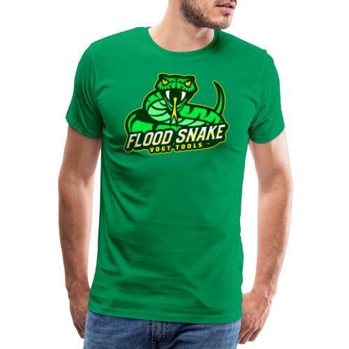 Floodsanke - only - Männer Premium T-Shirt