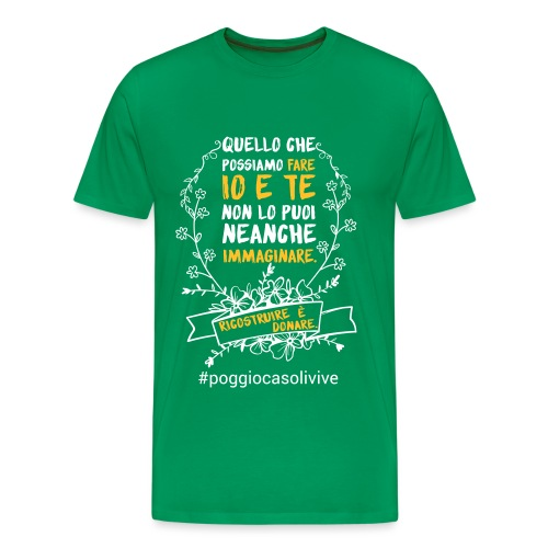 Io e Te - Maglietta Premium da uomo