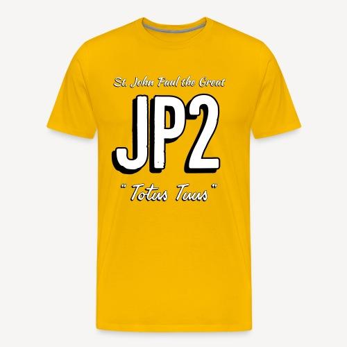 JOHN PAUL 2 - Men's Premium T-Shirt