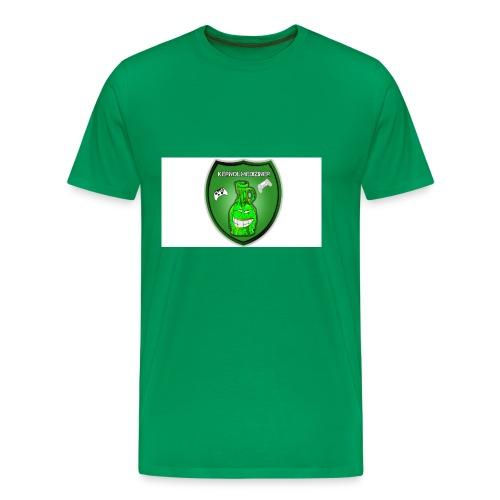 Kernölmediziner - Men's Premium T-Shirt