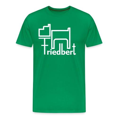 Friedbert Standard - Männer Premium T-Shirt