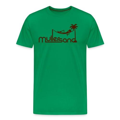 mullersand pfade - Männer Premium T-Shirt