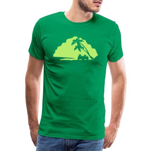 Island - Männer Premium T-Shirt