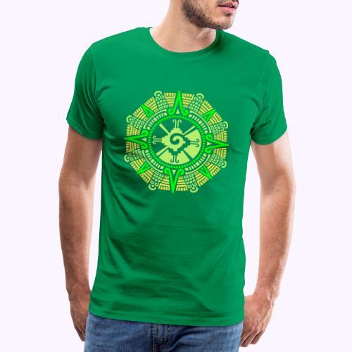 Mayan Moonstone Hunab Ku - Camiseta premium hombre