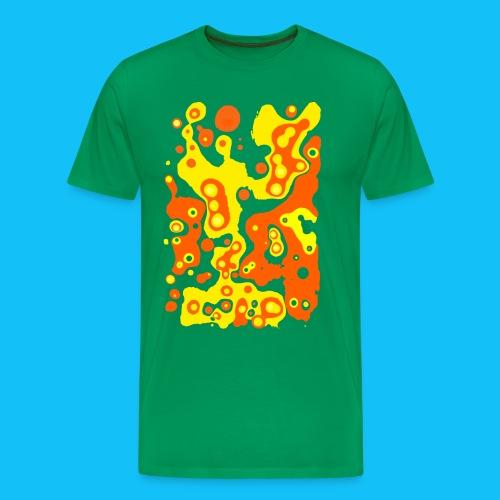 Fruchtsaft Orange-Zitrone-Mix - Männer Premium T-Shirt
