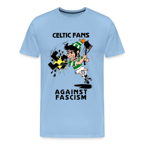 Tal Leprechaun - Men's Premium T-Shirt