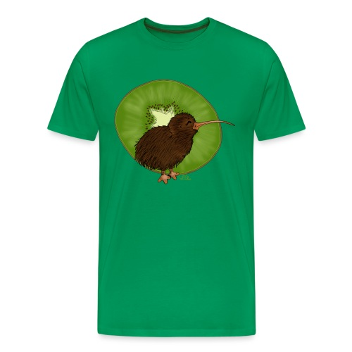 Kiwi² - Männer Premium T-Shirt