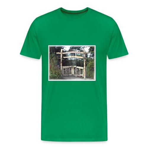 Sechsämterranch - Männer Premium T-Shirt