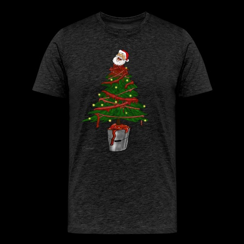 Messy Christmas - Mannen Premium T-shirt