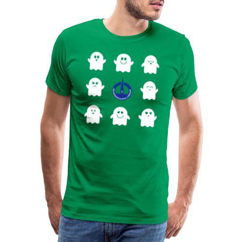 Das Bunte. Die Schulgeister in frischen Farben - Männer Premium T-Shirt