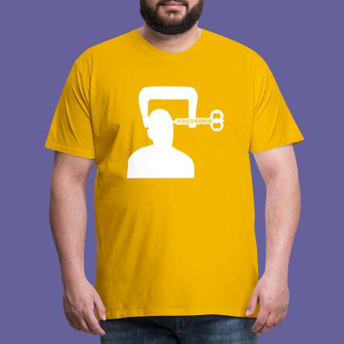 Cluster headache in een bankschroef - T-shirt Premium Homme