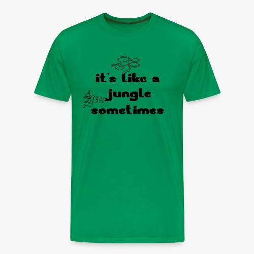 junglecontest - Männer Premium T-Shirt