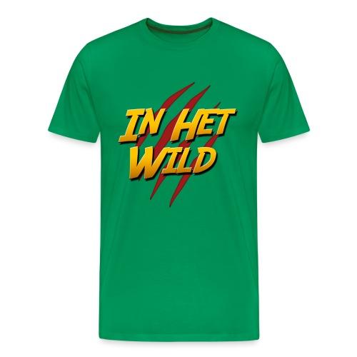 intwild png - Mannen Premium T-shirt