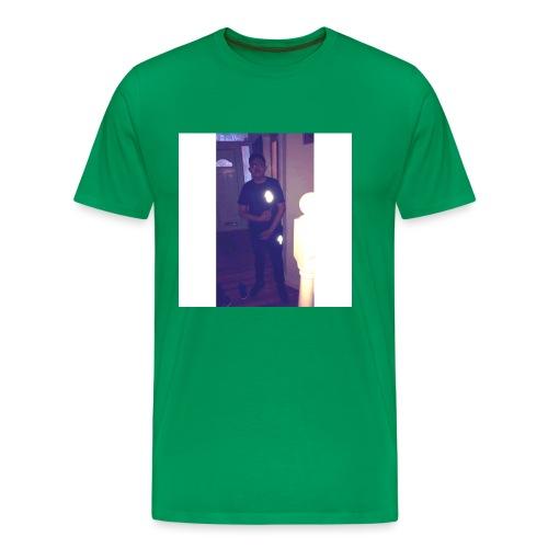 Abid Ahmed productions - Men's Premium T-Shirt