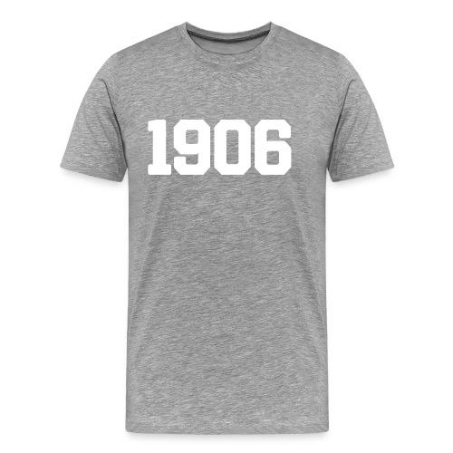 1906 - Miesten premium t-paita