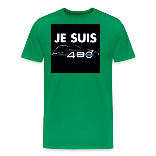 Je suis 480 - T-shirt Premium Homme
