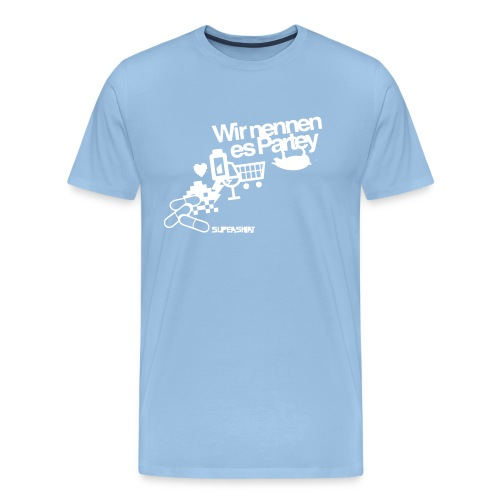 wnep motiv - Männer Premium T-Shirt