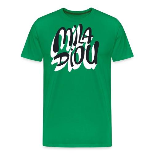 MilaDiou - T-shirt Premium Homme