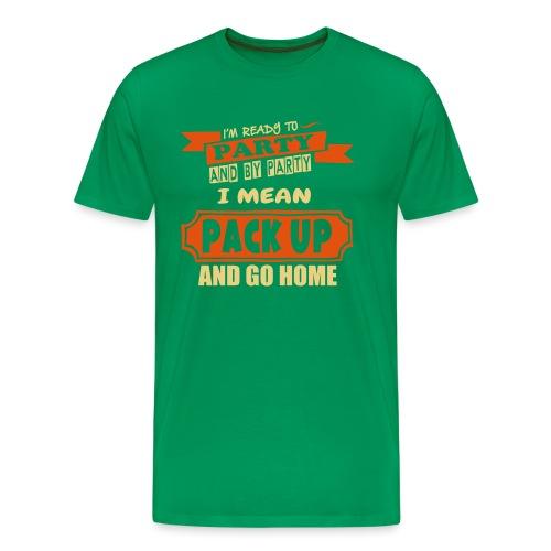Ready To Party - Men's Premium T-Shirt