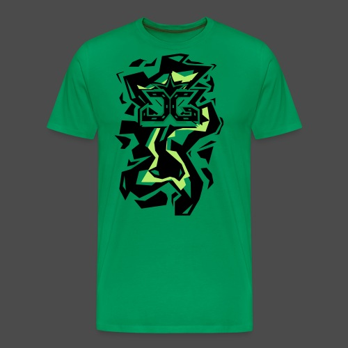 Abstract Shirt Art 2 - Men's Premium T-Shirt