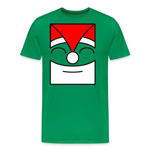 santahead2 - Mannen Premium T-shirt