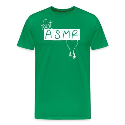 fastASMR Unisex - Men's Premium T-Shirt