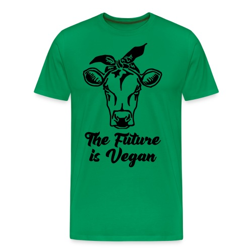 VEGAN FUTURE - Mannen Premium T-shirt