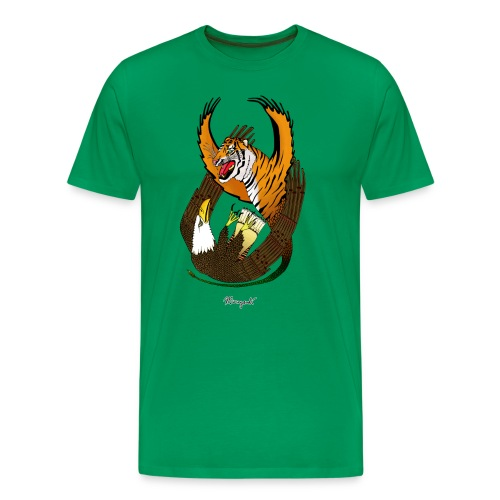Les Chants de Maldoror - Men's Premium T-Shirt