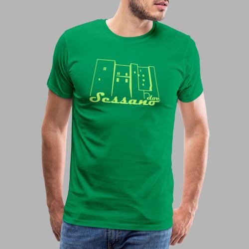 sessano 01 - Maglietta Premium da uomo