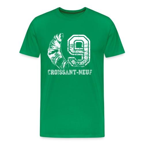Croissant-Neuf - Men's Premium T-Shirt