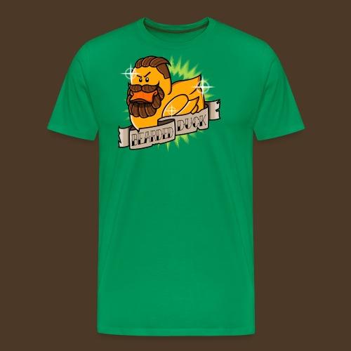 Bearded Duck - T-shirt Premium Homme