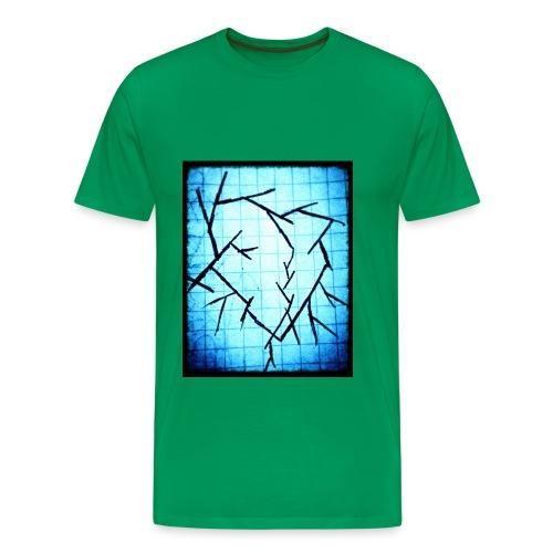 Frozen broken heart - Herre premium T-shirt