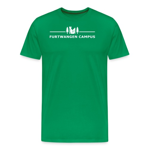 Furtwangen Campus - Männer Premium T-Shirt
