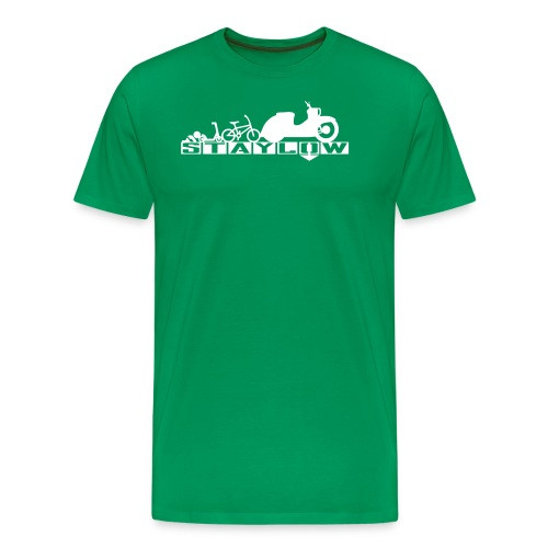 STAYLOW BMX - Männer Premium T-Shirt